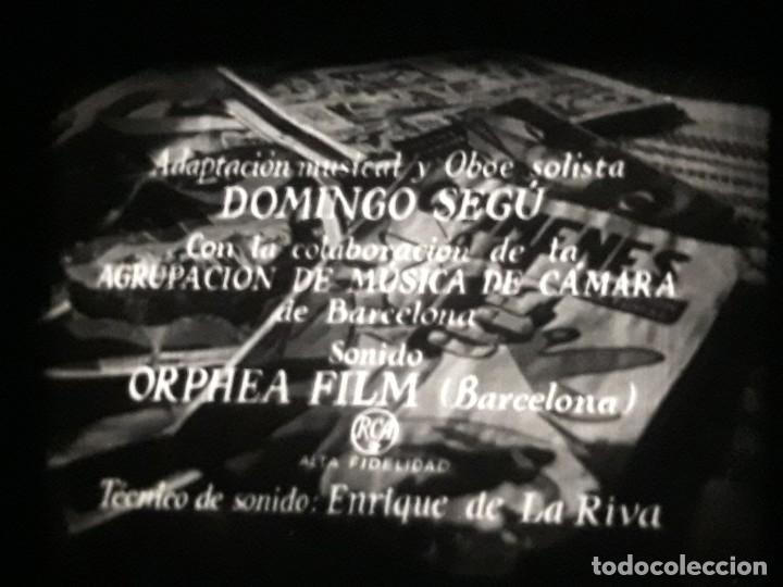 YO MATÉ (1957 / CINE NEGRO ESPAÑOL) RAREZA (Cine - Películas - 16 mm)