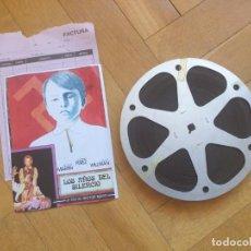 Cine: LOS AÑOS DEL SILENCIO (HÉCTOR MARTÍ) 1 X 120 MTS - 16 MM, RETRO VINTAGE FILM. Lote 253421930
