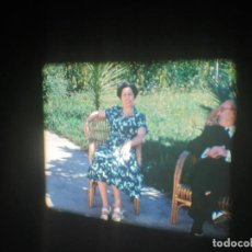 Cine: ESPAÑA (1958) AMATEUR-FILM-CORTOMETRAJE -1 X 60 MTS-16 MM, RETRO VINTAGE FILM. Lote 253422240