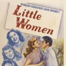 Cinema: PELÍCULA LARGOMETRAJE DE CINE EN 16MM MUJERCITAS (1949). Lote 253937320