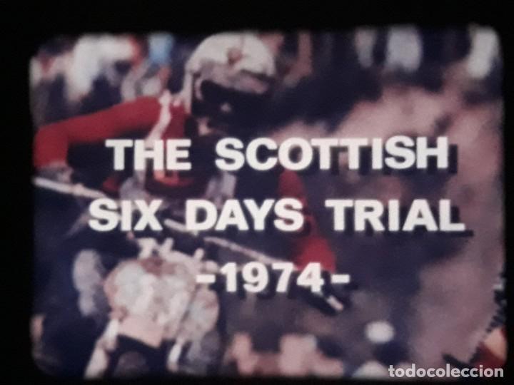 BULTACO 1974 (THE SCOTTISH SIX DAYS TRIAL / MAGNÉTICO) (Cine - Películas - 16 mm)