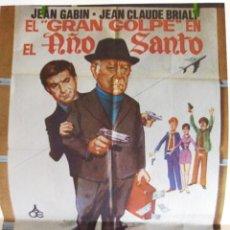 Cine: 16 MM. EL GRAN GOLPE EN EL AÑO SANTO. 2X600 M.. Lote 260364610