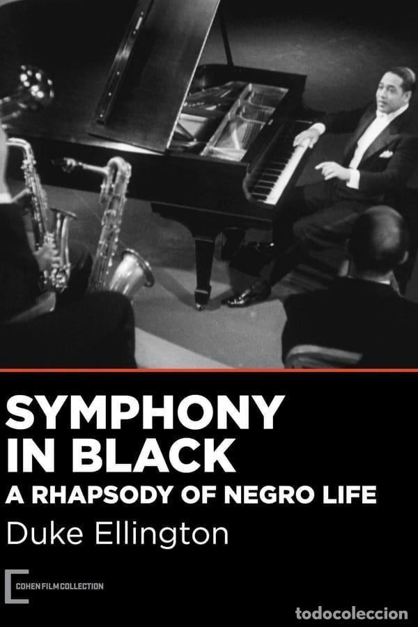 SYMPHONY IN BLACK: A RHAPSODY OF NEGRO LIFE (1935 / PIEZA DE JAZZ) (Cine - Películas - 16 mm)