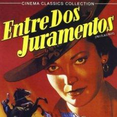 Cine: ENTRE DOS JURAMENTOS (1º PARTE DEL LARGOMETRAJE). Lote 262737075