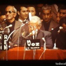Cine: JOSÉ ANTONIO GIRÓN DE VELASCO (4 DE MAYO DE 1972 / DOCUMENTO ÚNICO). Lote 263280615
