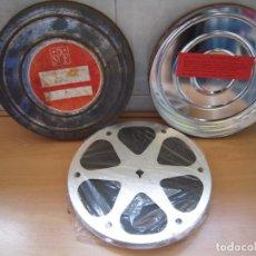 Cine: NUEVA SAN PABLO FILMS:VIDA FAMILIAR,EDUCACION SEXUAL OVULO Y ESPERMATOZOIDE.PELICULA CINE 16MM 1970. Lote 268914859