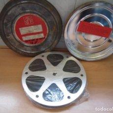 Cine: NUEVA SAN PABLO FILMS:VIDA FAMILIAR,EDUCACION SEXUAL: VIDA DE LA VIDA.PELICULA DE CINE EN 16MM 1970. Lote 268915244