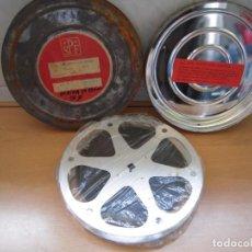 Cine: NUEVA SAN PABLO FILMS:VIDA FAMILIAR,EDUCACION SEXUAL: UNA NUEVA VIDA HUMANA.PELICULA CINE 16MM 1970. Lote 268915319