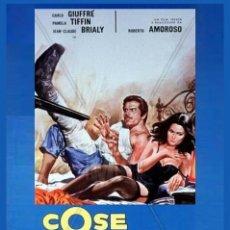 Cine: PELÍCULA LARGOMETRAJE DE CINE EN 16MM TRASPLANTE SICILIANO (1971). Lote 269013399