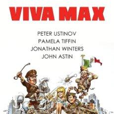 Cine: VIVA MAX (1969 / PARTE FINAL). Lote 270625598