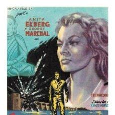 Cine: APOCALIPSIS SOBRE EL RIO AMARILLO (1960 / 16MM BENGALA FILMS). Lote 270961463