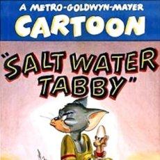 Cine: SALT WATER TABBY. Lote 270979423