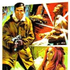 Cine: SOLO SE MUERE UNA VEZ (EL EJECUTOR) 1967 / HENRY SILVA. Lote 239602085