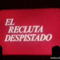 Cine: EL RECLUTA DESPISTADO (TERRYTOONS). Lote 271522643