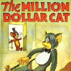 Cine: MILLION DOLLAR CAT (1944). Lote 272924013