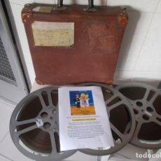 Cine: EL GENDARME DE SAINZ TROPEZ 1964 LOUIS DE FUNES PELICULA DE CINE LARGOMETRAJE EN 16MM. Lote 285146263