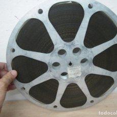 Cine: PELICULA DE CINE EN 16MM COMANDO LEOPARDO. BOBINAS 1 (FALTA LA 2 Y 3). Lote 286687923