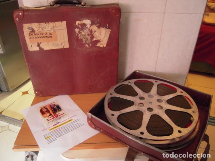 Cine: ENSEÑAR A UN SINVERGUENZA -ver fotos- Carmen Sevilla Jose Rubio 1970 pelicula de cine en 16mm B/N - Foto 17 - 288969068