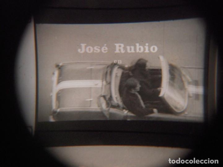 Cine: ENSEÑAR A UN SINVERGUENZA -ver fotos- Carmen Sevilla Jose Rubio 1970 pelicula de cine en 16mm B/N - Foto 5 - 288969068