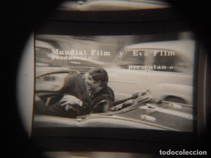 Cine: ENSEÑAR A UN SINVERGUENZA -ver fotos- Carmen Sevilla Jose Rubio 1970 pelicula de cine en 16mm B/N - Foto 7 - 288969068