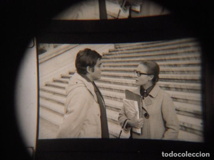 Cine: ENSEÑAR A UN SINVERGUENZA -ver fotos- Carmen Sevilla Jose Rubio 1970 pelicula de cine en 16mm B/N - Foto 12 - 288969068