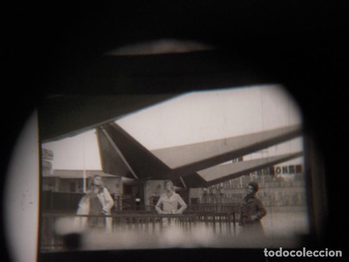 Cine: ENSEÑAR A UN SINVERGUENZA -ver fotos- Carmen Sevilla Jose Rubio 1970 pelicula de cine en 16mm B/N - Foto 13 - 288969068