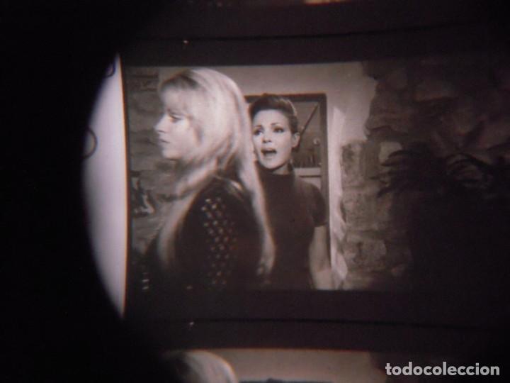 Cine: ENSEÑAR A UN SINVERGUENZA -ver fotos- Carmen Sevilla Jose Rubio 1970 pelicula de cine en 16mm B/N - Foto 9 - 288969068