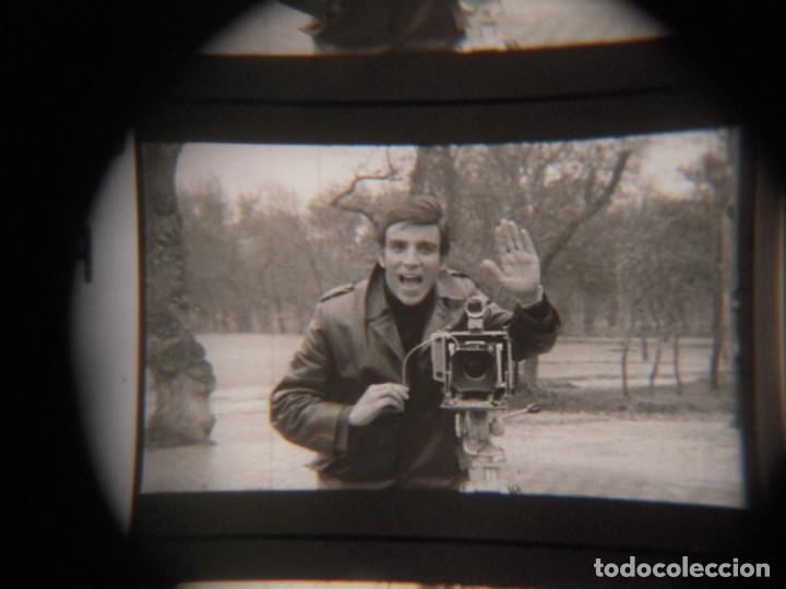 Cine: ENSEÑAR A UN SINVERGUENZA -ver fotos- Carmen Sevilla Jose Rubio 1970 pelicula de cine en 16mm B/N - Foto 14 - 288969068