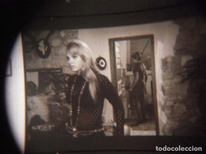 Cine: ENSEÑAR A UN SINVERGUENZA -ver fotos- Carmen Sevilla Jose Rubio 1970 pelicula de cine en 16mm B/N - Foto 10 - 288969068