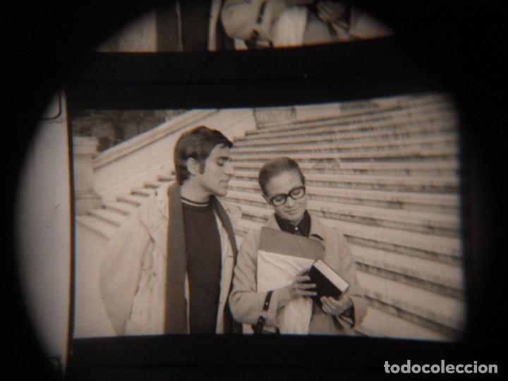 Cine: ENSEÑAR A UN SINVERGUENZA -ver fotos- Carmen Sevilla Jose Rubio 1970 pelicula de cine en 16mm B/N - Foto 15 - 288969068