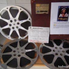 Cine: LA ENFERMERA -VER FOTOS- URSULA ANDRES,JACK PALANCE.1975 PELICULA CINE EN 16MM COLOR.SONORA 3X600M. Lote 288970898