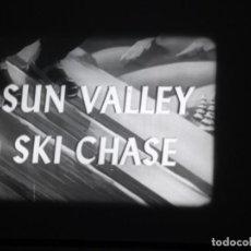 Cine: SUN VALLEY SKI CHASE (1940S / EN CASTELLANO). Lote 289400993