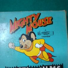 Cine: MIGHTY MOUSE (SUPER RATON) A TERRY TOON CARTOON. CASTLE FILMS. 16 MM COMPLETE EDITION. Lote 290959823