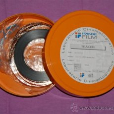 Cine: TRAILER PELÍCULA INCAUTOS 35 MM. Lote 32171822