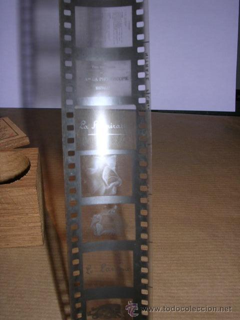 Cine: PELICULA 1641 FILM MICROPHOTE Ste.Ame.LA PHOTOSCOPIE BRUXELLES -LA RESPIRATION - LE PARYNX - LA TRAC - Foto 2 - 32337031
