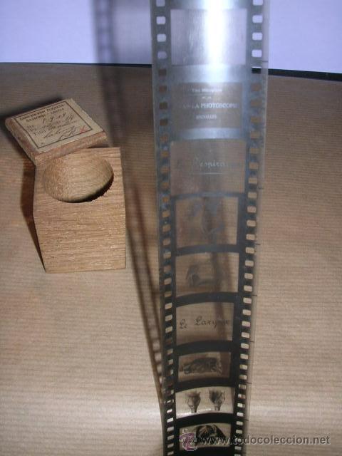 Cine: PELICULA 1641 FILM MICROPHOTE Ste.Ame.LA PHOTOSCOPIE BRUXELLES -LA RESPIRATION - LE PARYNX - LA TRAC - Foto 3 - 32337031