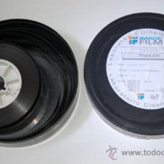 Cine: TRAILER DE CINE LOOPER 35 MM. Lote 35457823