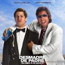 Cine: TRÁILER PELÍCULA DE CINE 35MM DESMADRE DE PADRE. Lote 38604677