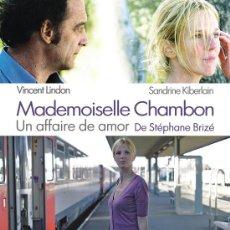 Cinéma: TRÁILER PELÍCULA DE CINE 35MM MADEMOISELLE CHAMBON. Lote 38607557