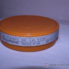 Cine: TRAILER DE CINE EN 35 MM LA FUENTE DE LA VIDA. VER FOTOS. Lote 39065806
