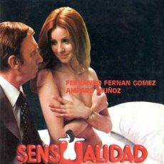 Cine: PELÍCULA LARGOMETRAJE DE CINE EN 35MM SENSUALIDAD (1975). Lote 209036646