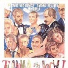 Cine: PELÍCULA DE CINE EN 35MM TU NOVIA ESTÁ LOCA (1988). Lote 44270766