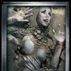 Cine: PELÍCULA DE CINE EN 35MM CAPTIVITY (2007). Lote 44271223
