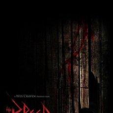 Cine: PELÍCULA DE CINE EN 35MM AULLIDOS (2006). Lote 44271763