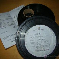 Cine: TRAILER DE CINE 35MM - ISI DISI 2. Lote 46481589