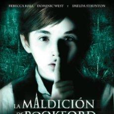 Cine: PELÍCULA DE CINE EN 35MM LA MALDICIÓN DE ROOKFORD (2010). Lote 46920879