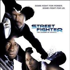 Cine: PELÍCULA DE CINE EN 35MM STREET FIGHTER (2009). Lote 46921611