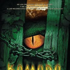 Cine: TRÁILER PELÍCULA DE CINE EN 35MM KOMODO (1999). Lote 48937532