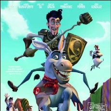 Cine: PELÍCULA LARGOMETRAJE DE CINE EN 35MM DONKEY XOTE (2007). Lote 47489172