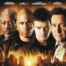 Cine: PELÍCULA LARGOMETRAJE DE CINE EN 35MM CIUDAD SIN LEY (2005). Lote 47489709